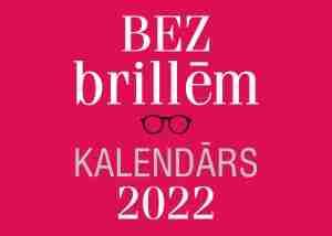 kalendārs 2022 bez brillēm